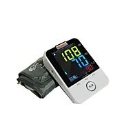 guanyue u80k fuldautomatisk stemme farveskærm hjem intelligent elektronisk blodtryk meter