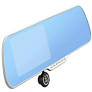 E Road Route Car Gps Intelligent Navigator Rearview Mirror Reverse Image Tachograph Electronic Dog One Machine
