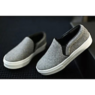 Women's Loafers & Slip-Ons Spring / Summer Others Black / Gray / Leopard Walking