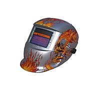 reglare automată fără trepte de măști de sudură LCD solare montate pe cap