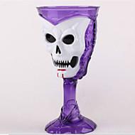 halloween zářící pohár bar KTV dodávky vedl barevný světelný šálkem pít pohár dekorace dodávky barva náhodný