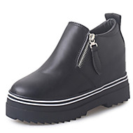 In the autumn of 2017 king s casual increased white shoes white thick soled shoes Muffin
