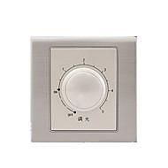 philips painel interruptor da tomada de switch da série autêntica Q8 ouro champagne 630W dimmer dimmer