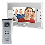 700 TV Line 92 CMOS Klingelanlage Verkabelt Multifamily videotürklingel