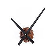 מודרני / עכשווי / רטרו חופשה / מעורר השראה / משפחה / סרט מצויר שעון קיר,עגול / מצחיק אקרילי / זכוכית 30cm(12in) בבית/ בטבע שָׁעוֹן