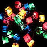 Christmas Decoration Lights Gift Bag Article Led Twinkle Light  Tree Lights The Spring Festival Decoration 28Lamp Socket