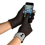 כפפות כפפות ספורט/ פעילות לנשים כפפות רכיבה אביב / סתיו / חורף כפפות אופנייםשמור על חום הגוף / נגד החלקה / גמישות גבוהה / מגן / מגביל