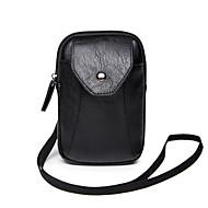 Pánské PU Na běžné nošení Mobilní telefon Bag