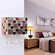 The New High-End Hotel Bedroom Wall Lamp Crystal Lamp
