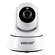 1.0 MP PTZ Indoor with IR-suodatin 64G(Day Night Motion Detection Dual Stream Remote Access Wi-Fi Protected Setup Plug and play)