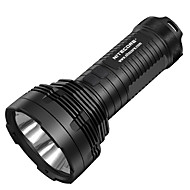 Nitecore  TM16 LED Flashlights/Torch LED 4000 Lumens 5 Mode Cree 18650 Dimmable / Rechargeable / Compact SizeCamping/Hiking/Caving / Everyday