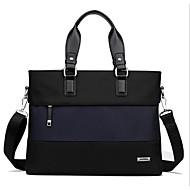Men PU / Oxford Cloth Office & Career Laptop Bag Blue / Green