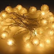 100-geführte 10m Sternlicht wasserdichten Stecker im Freienweihnachtsfeiertagsdekoration Licht LED-String-Licht