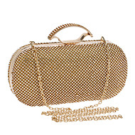 Women Polyester / Metal Formal / Casual / Event/Party / Wedding / Office & Career Evening Bag
