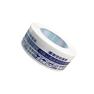 (Note White Blue Packing 2 Size 15000cm * 4.8cm) Sealing Tape
