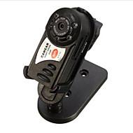 TF תמיכת מצלמת אבטחה מרחוק מיני האלחוטי q7s wifi ראיית לילה מצלמת p2p ספורט DV