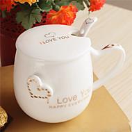 ティーカップ / ウォーターボトル / マグカップ / お茶&飲み物 1 PC セラミック, -  高品質