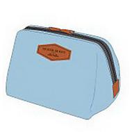 Femme Coton Formel Mariage Extérieur Bureau & Travail Trousse de Maquillage Orange Bleu de minuit Rose Bleu clair