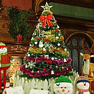 עם עץ חג מולד אספקת מולד קישוט יצירתי קישוט מפואר יפה