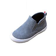 לבנים-מגפיים-סוויד-Others-שחור / אפור / בורגונדי-שטח / קז'ואל-עקב שטוח