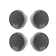 2pairs 280watts 3 '' wasserdicht marine Lautsprecher im Freien Boot Lautsprecher wasserdicht Motorrad-Lautsprecher für Heavy-Duty-Traktor