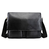 Men Cowhide Casual / Office & Career Satchel