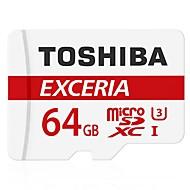 Toshiba 64 GB MicroSD 9. třída / UHS-I U3 90mb/s Other -
