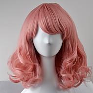 europa og USA kvinder mode pære blomst hoved kort hår høj temperatur wire paryk