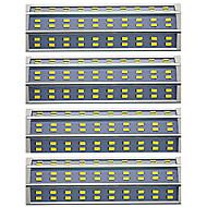 25W R7S Rörglödlampa Tub SMD 5730 2480 lm Varmvit / Kallvit V 4 st