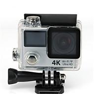 H3E Action cam / Sport cam 20MP 4608 x 3456 Wi-Fi Regolabili Senza fili Grandangolo 30fps No ± 2EV No CMOS 32 GB Formato H.264Scatto