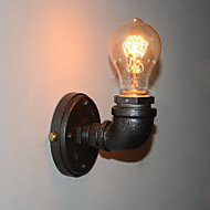 AC 100-240 40W E26/E27 전통적인/ 클래식 / 러스틱/ 럿지 / 러스틱 페인팅 특색 for LED / 미니 스타일,주변 라이트 벽 스콘스 벽 빛