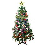מיופה אספקה עץ ורוד 150cm חג המולד קישוט חג המולד חג המולד עץ ורוד