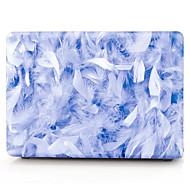 piume blu case del computer modello macbook per macbook air11 / 13 pro13 / 15 pro con retina13 / 15 macbook12