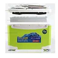 Angelkasten Karpfenfischerei Box#*35 Kunststoff Edelstahl/Eisen