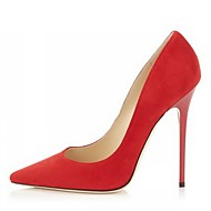 נשים-עקבים-דמוי עור סינטתי עור פטנט-פלטפורמה אחר חדשני-שחור כחול אדום צבעוני-חתונה משרד ועבודה שמלה יומיומי מסיבה וערב-עקב סטילטו פלטפורמה