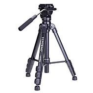 Yunteng Vt - 8008 Large Tripod  Aluminium With  Alloy Black For Micro Single Digital Slr Camera