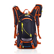 Sports Outdoor Backpack Unisex Nylon Blue Green Yellow Orange Red