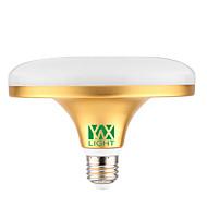 24W E26/E27 תאורה שוטפת לד PAR38 48 SMD 5730 2000-2200 lm לבן חם / לבן קר דקורטיבי AC 220-240 V חלק 1
