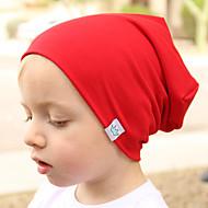 כובעים ומצחיות חורף / All Seasons כחול / אדום / לבן / אפור כותנה נערות / בנים
