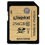 Kingston 256GB SD 카드 메모리 카드 UHS-I U1 CLASS10