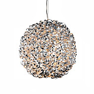 Pendant Modern/Contemporary Painting Feature for Crystal / Designers Metal Living Room / Dining Room / Study Room/Office
