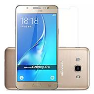 asling for 2,5d kaari reunan karkaistua lasia elokuva Samsung Galaxy J7 (2016)