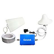 T-モバイル/風/モビスターためlintratekのUMTS 1700携帯電話の信号ブースター4GのAWSの中継増幅器フルキット