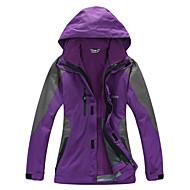 Wandelsport Ski/snowboardjassen / Softshell jacks DamesWaterdicht / Ademend / Houd Warm / Sneldrogend / Winddicht / Ultra-Violetbestendig