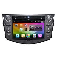 bonroad Android 6.0 player αυτοκινήτου στερεοφωνικό πολυμέσων / οθόνη αφής χωρητική ήχου TOYOTA RAV4 DVD / Bluetooth / ραδιόφωνο