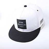 Caps Hatt Dame Herre Unisex Bekvem Solkrem Beskyttende Ultralett stoff til Fritidssport Baseball Løp