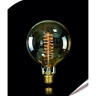 BOFA G125 13ak 25W antik Edison selyem labda buborék lámpa (85V-265V)