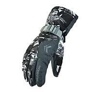 Ski-Handschuhe Unisex Sporthandschuhe warm halten Skifahren Winter