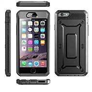 Spor Dalları& açık havada kırılmaya dayanıklı iphone 6s 6 artı uyumlu için durum / su geçirmez çanta