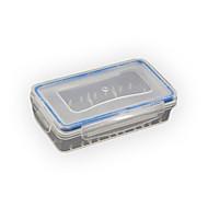 védő vízhatlan tároló doboz 18650 akkumulátor